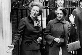 Margaret Thatcher i Indira Gandhi bile su moćne žene (GALLO / Getty)