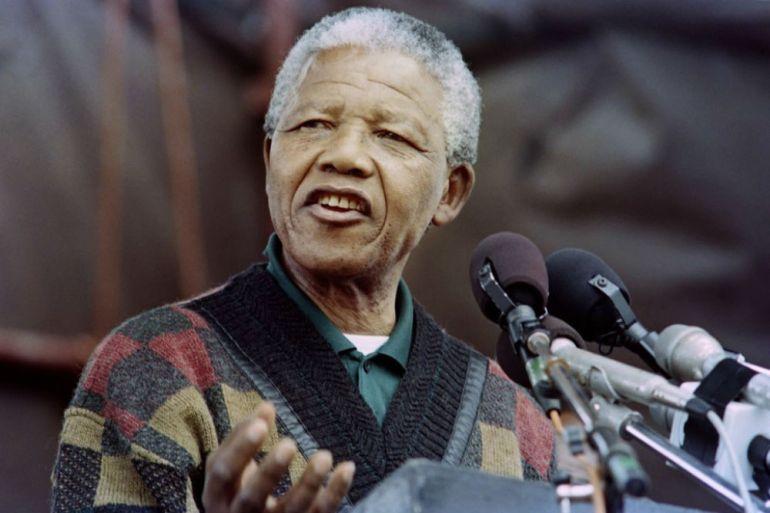 Bivši zatvorenik je pored Nobelove nagrade za mir 1994. godine postao prvi demokratski predsjednik Južne Afrike (Getty Images)