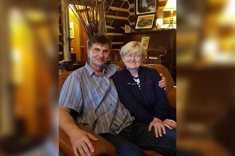 Nisvet i Emina Halilović-Dedić žive u Calgaryju, kanadskoj metropoli nafte (Ustupljeno Al Jazeeri)