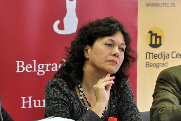Saučesništvo je najjači od svih motiva u negiranju genocida i ostalih zločina, smatra Stojanović (Medija centar Beograd)