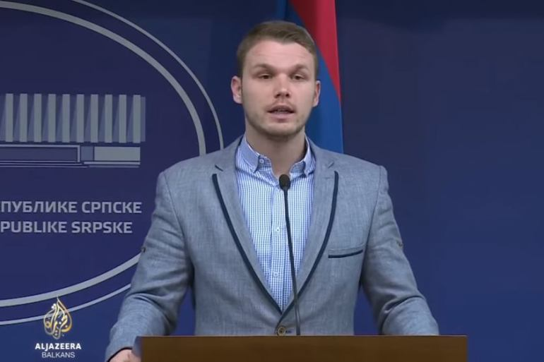 Stanivuković radi isto ono što je radio Milorad Dodik u svojoj političkoj karijeri s kraja prošlog vijeka, pa do danas, piše autor (Al Jazeera)