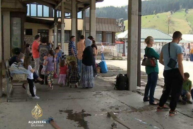 U četiri opštine u Crnoj Gori sa bošnjačkom većinom živi puno manje ljudi nego prije samo nekoliko godina (Al Jazeera)