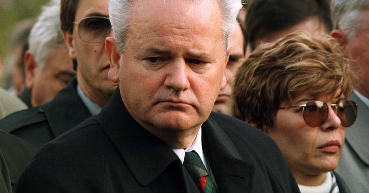 Masovna grobnica, jedini vjerni portret Slobodana Miloševića