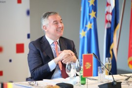 Evropeizacija je i dalje put bez alternative za region, poručio je Đukanović