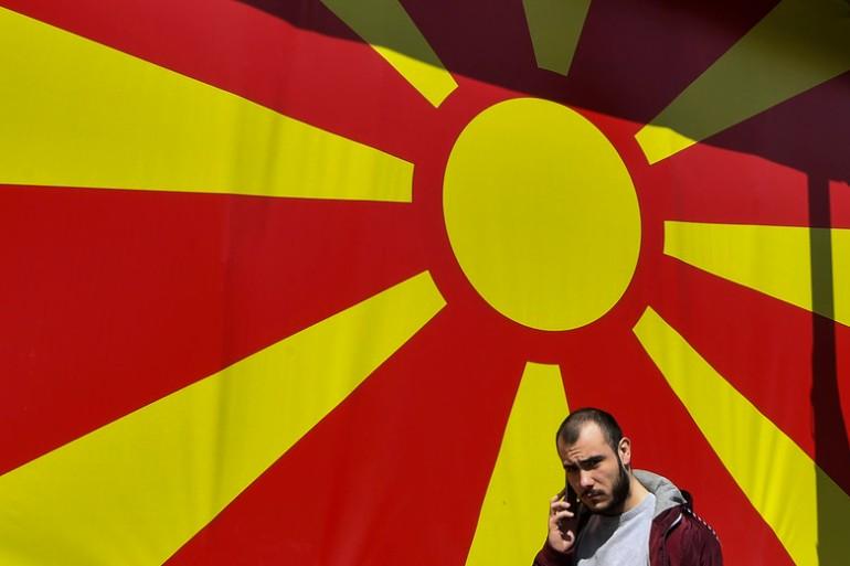 Prošlo je 20 godina od potpisivanja Ohridskog okvirnog sporazuma u Republici Sjevernoj Makedoniji (EPA)