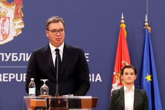 Vučić o tužbi Kosova za genocid: Upozoravam ih i molim da to ne rade |  Kosovo News | Al Jazeera