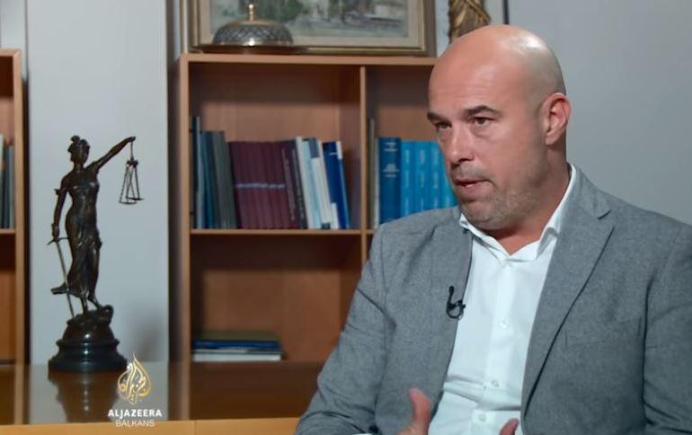 Evropska komisija je primila na znanje očekivanu odluku predsjednika VSTV-a Milana Tegeltije o neopozivoj ostavci (Al Jazeera)