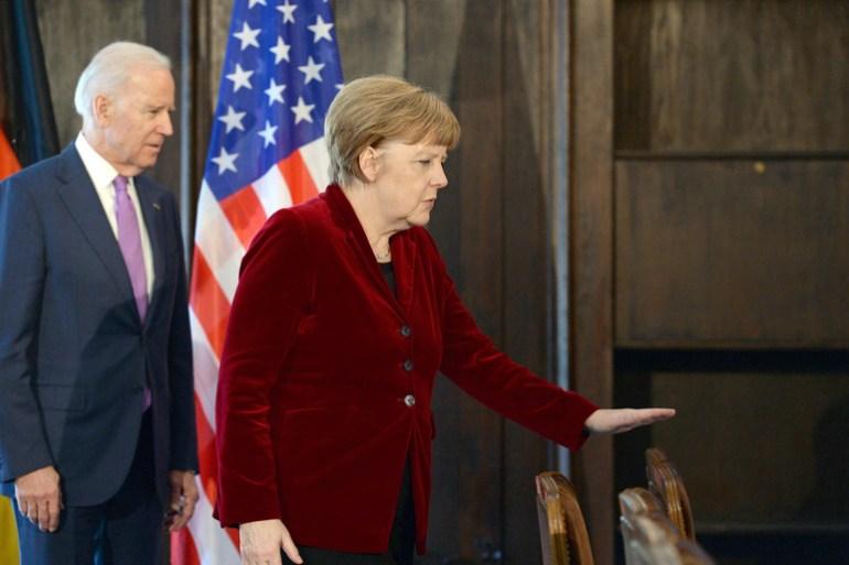 Joe Biden nije zaboravio naglasiti da će Americi vratiti globalnu nadmoć, po svaku cijenu (EPA)