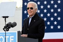 Većina anketiranih ne dijeli mišljenje da će SAD pod Bidenom uspjeti prevladati svoje unutarnje podjele i ulagati u rješavanje međunarodnih pitanja (EPA)