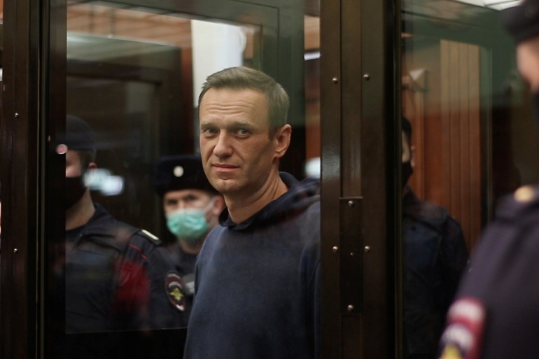 Knjige koje je donio kad je došao u zatvor još mu nisu predate, tvrdi Navalni (Reuters)