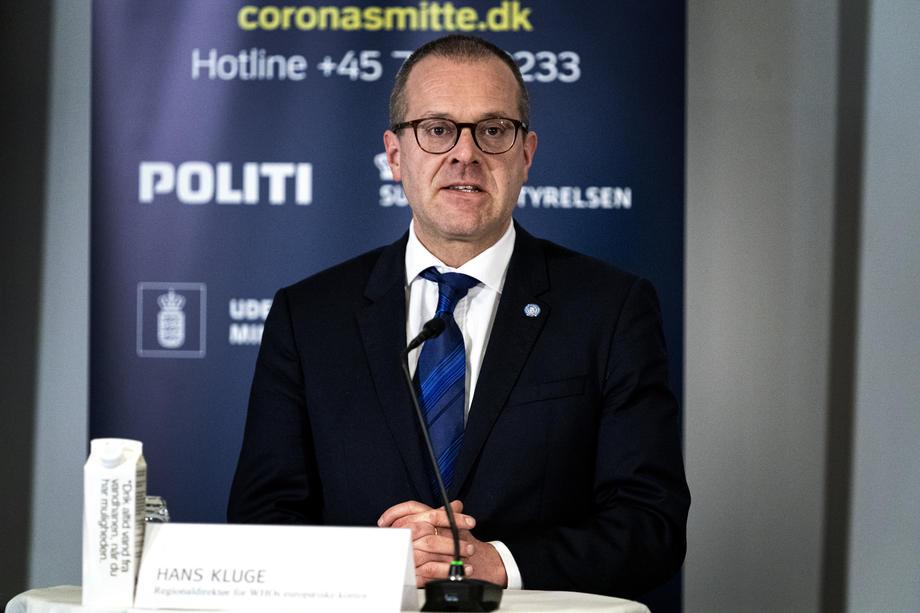 Direktor WHO-a za Evropu: Epidemija će biti okončana početkom 2022.