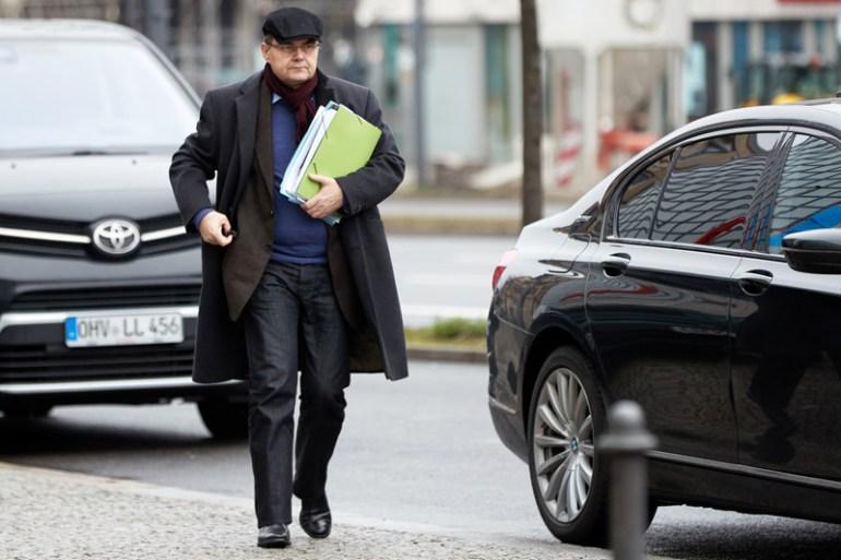 Christian Schmidt je njemački kandidat za novog visokog predstavnika u Bosni i Hercegovini (EPA)