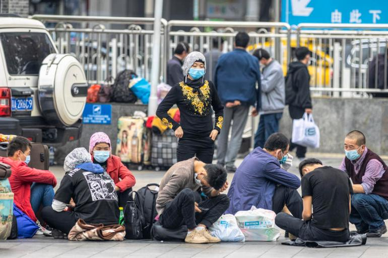 Ujguri, ugrožena turkijska etnička zajednica u u kineskoj regiji Xinjiang posljednjih je godina izložena sistemskom progonu i ugnjetavanju kineskih vlasti (EPA)