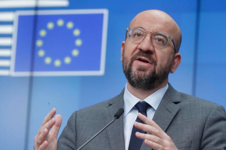 Michel: Nastavit ćemo da se zalažemo za odbranu ljudskih prava (EPA)