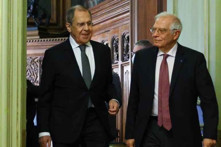 Rezolutni zahtjevi Evropskog parlamenta nagnali su Josepa Borrella da ponovi ocjenu po kojoj se Evropska unija nalazi na historijskoj prekretnici u odnosima s Rusijom, piše autor (EPA)