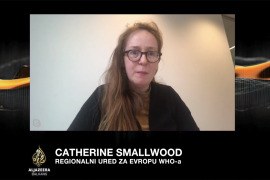 Recite Al Jazeeri: Catherine Smallwood