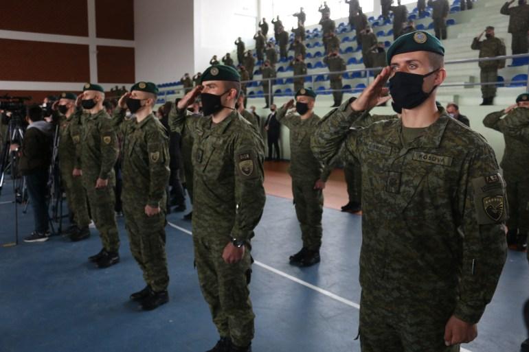 Misija može biti i u funkciji testiranja kapaciteta kosovskih vojnika, rekla je Vjosa Osmani (Anadolija)