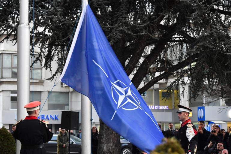 Najnovija reakcija ruske ambasade u Sarajevu je znak da je saradnja između BiH i NATO-a ušla u najvišu fazu do sada, piše autor (EPA)