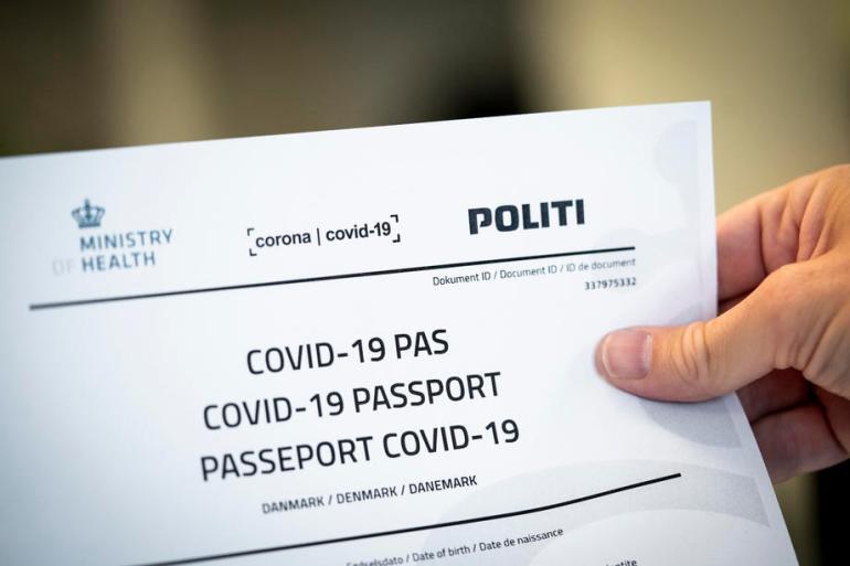 Evropska komisija će vjerovatno krajem naredne sedmice predložiti formu zajedničke putne isprave o vakcinaciji (EPA)