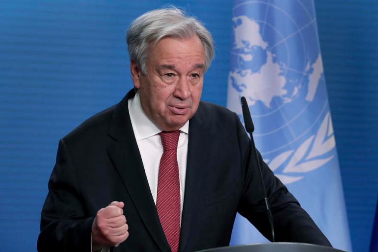 Guterres je nagli porast netrpeljivosti prema muslimanima opisao kao dio šireg globalnog zaokreta prema nacionalizmu i udaljavanju od prava manjina (EPA)