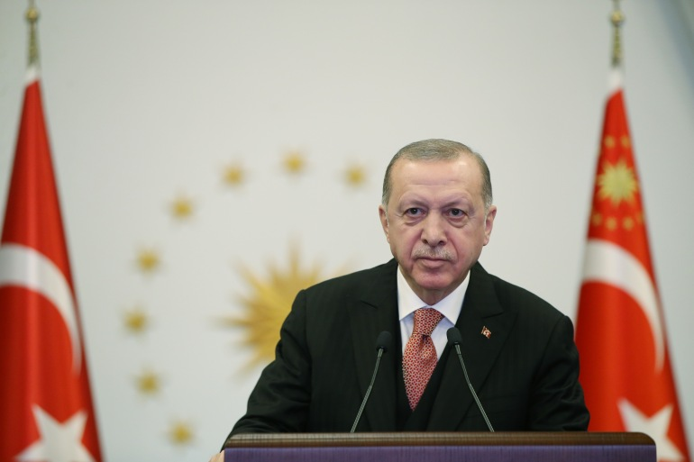 """Erdogan podvukao kako za armenske navode """"nema konkretnih dokaza niti presuda međunarodnih sudova"""" (Anadolija)"""