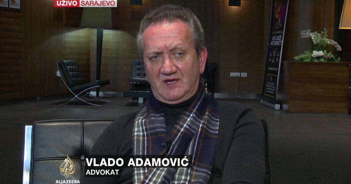 Adamović: Sudije i tužioci se moraju zajednički riješiti onih koji prave probleme