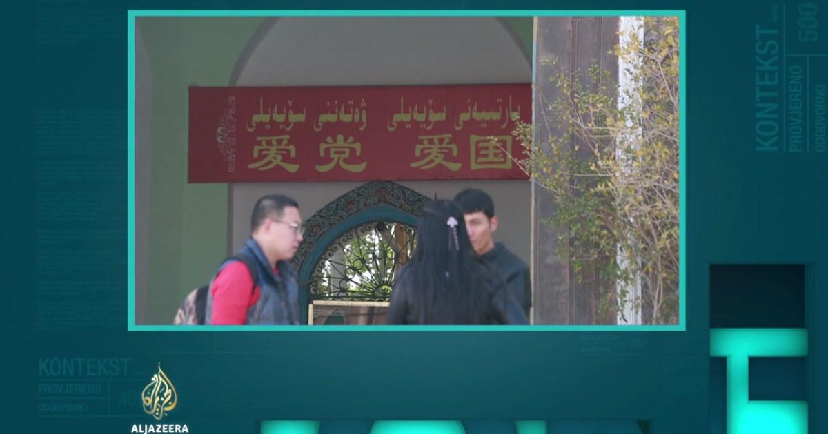 Kontekst: Genocid nad Ujgurima