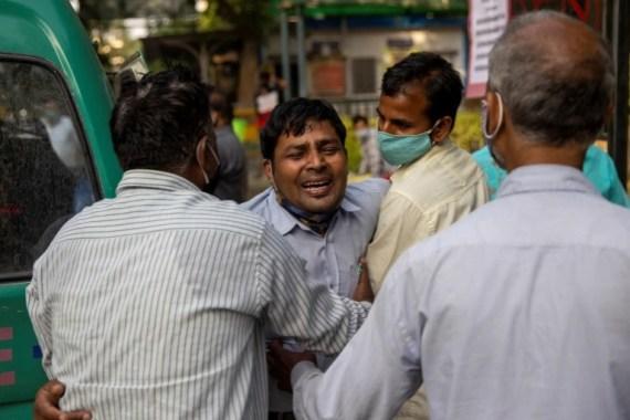 Indija na vrhuncu intenzivnog drugog vala pandemije
