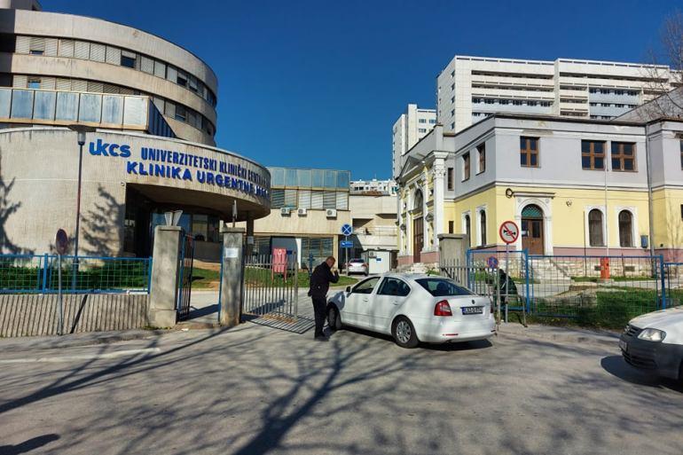 Kantonalni tužilac i pripadnici Agencije za istrage i zaštitu (SIPA) ušli su na Klinički centar univerziteta u Sarajevu (Al Jazeera)