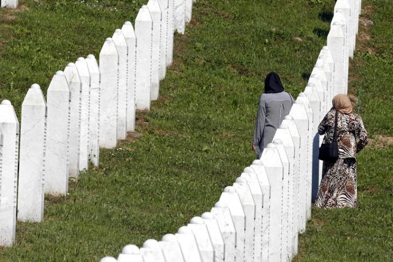 Odluku da nikakvih rezolucija o Srebrenici u Skupštini Srbije ipak neće biti donio je na kraju predsjednik te zemlje Aleksandar Vučić (EPA)