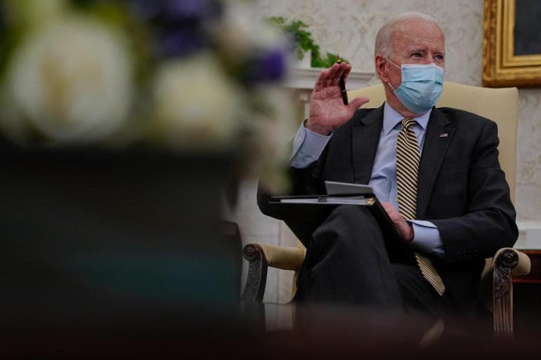 Biden: Nastavit ću se boriti za ljudska prava svugdje, a to se odnosi i na Ujgure u Kini, Rohinje u Burmi i muslimanske zajednice širom svijeta (EPA)