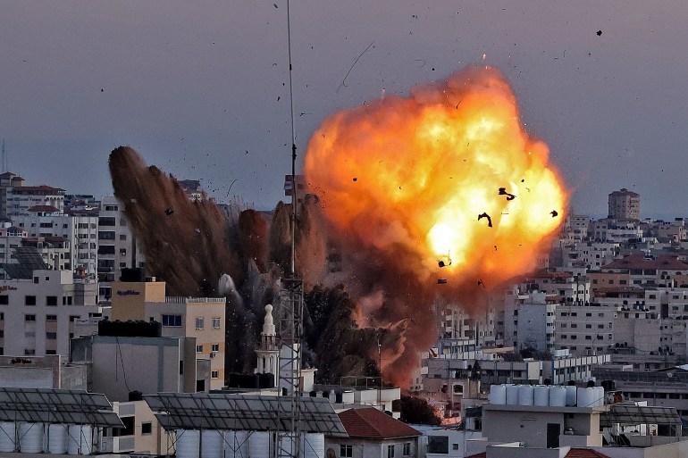 Gaza pod paljbom, raste broj žrtava i na Zapadnoj obali   Spor Izraela i  Palestine News   Al Jazeera