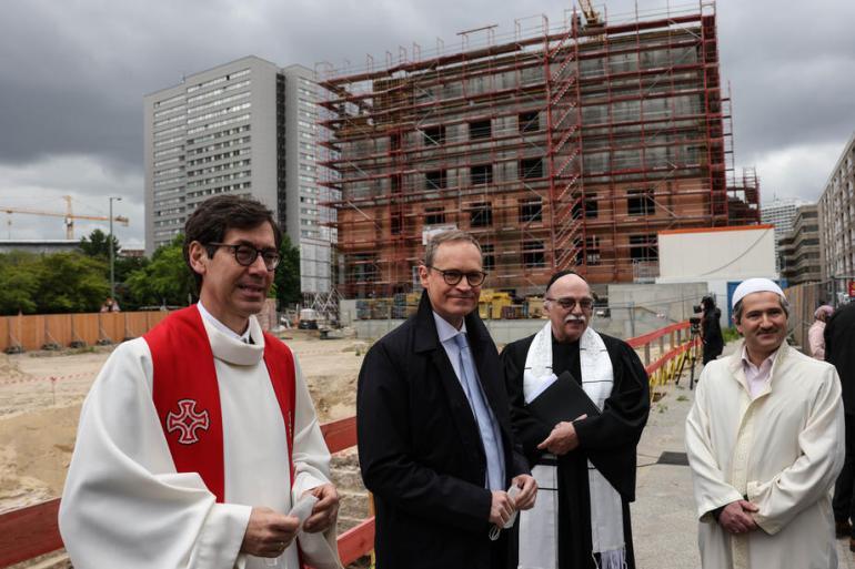 Vjerska građevina trebala bi biti završena do 2025. godine (EPA)