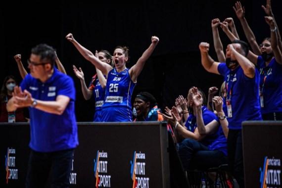 Selekcija BiH je pobjedom zaključila nastup na Eurobasketu (Fena)