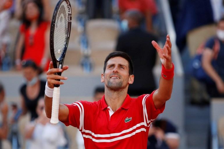 Novaku Đokoviću ovo je drugi naslov pobjednika Roland Garrosa ž (Reuters)