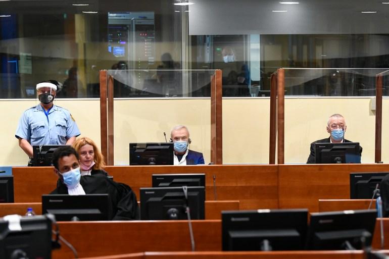 Stanišić i Simatović su krivi po svih pet tačaka optužnice kao pomagači, ali ne i kao učesnici Udruženog zločinačkog poduhvata (UZP) (AP)