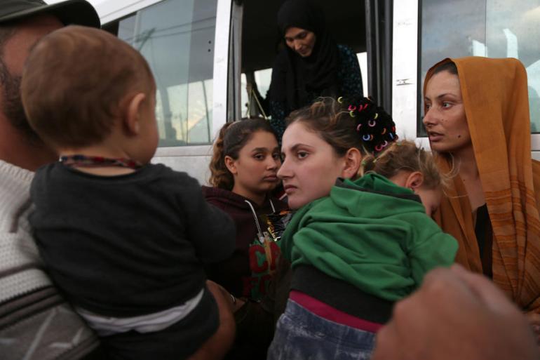 Ne postoje tačni podaci o broju iračkih izbjeglica u inostranstvu, s tim da prije 2003. godine taj broj nije bio veći od dva miliona. Od 2014. godine, taj se broj povećao za oko tri miliona, no sve su to približne brojke (EPA)