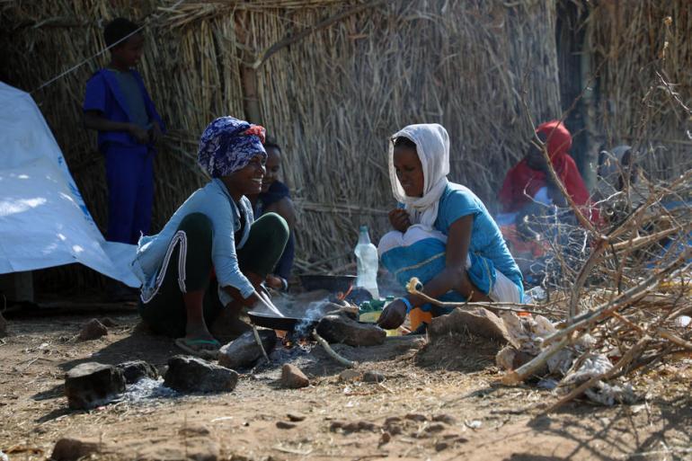 Borbe u Tigraju izbile su u novembru prošle godine (EPA)