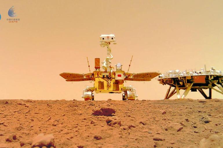 Robot tokom 90 dana treba prikupiti podatke sa planete (EPA)
