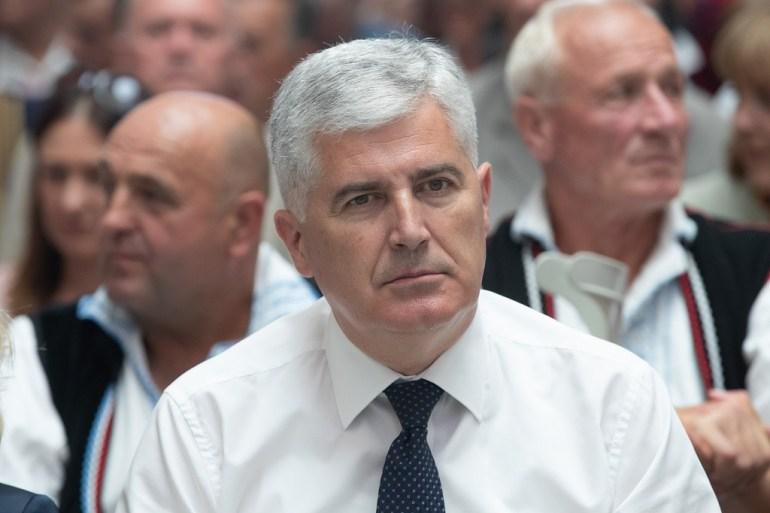 Dragan Čović, predsjednik HDZ-a BiH nije podržao zabranu veličanja ratnih zločinaca koju je nametnuo visoki predstavnik međunarodne zajednice u BiH (Davor Puklavec/PIXSELL)