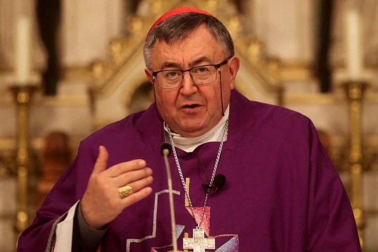 Istina i pravda temelj su pomirenja i suživota, rekao je kardinal Vinko Puljić (Armin Durgut / PIXSELL)