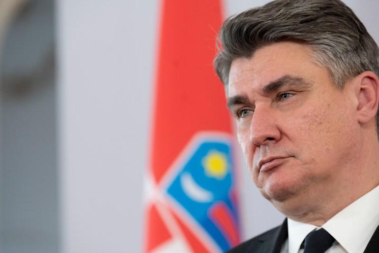Nikad i niko od hrvatskih političkih predstavnika nije poduzeo nešto tako vulgarno, skaradno, kao što to činiZoran Milanović, piše autor (EPA) (EPA)