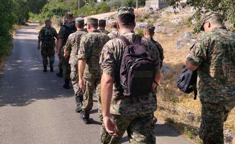 Nastale spajanjem tri zaraćene vojske Oružane snage Bosne i Hercegovine predstavljaju simbol pomirenja u zemlji (Ministarstvo odbrane BiH)