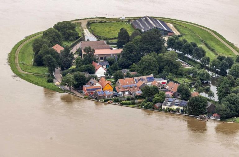 Apokaliptični prizori poplavljenih područja   Evropa News   Al Jazeera