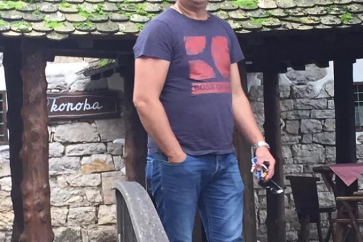 Raho Begić je nakon razmjene logoraša transportiran u Njemačku, gdje i danas živi (Ustupljeno Al Jazeeri)