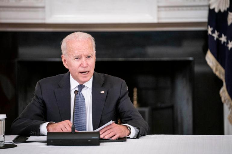 Američki Senat odobrio je u utorak velikom većinom glasova velikiplan ulaganja u infrastrukturu američkog predsjednika Joea Bidena u vrijednosti od 1200 milijardi američkih dolara (EPA)