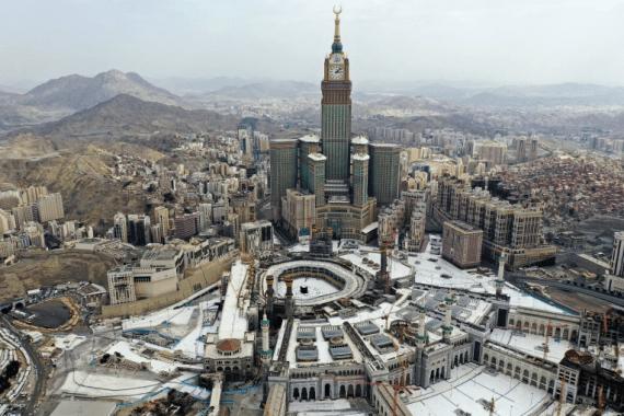 Iako se u većini nacija s muslimanskom većinom ne održavaju velike proslave povodom islamske nove godine, to je u mnogim muslimanskim državama državni praznik (AFP)