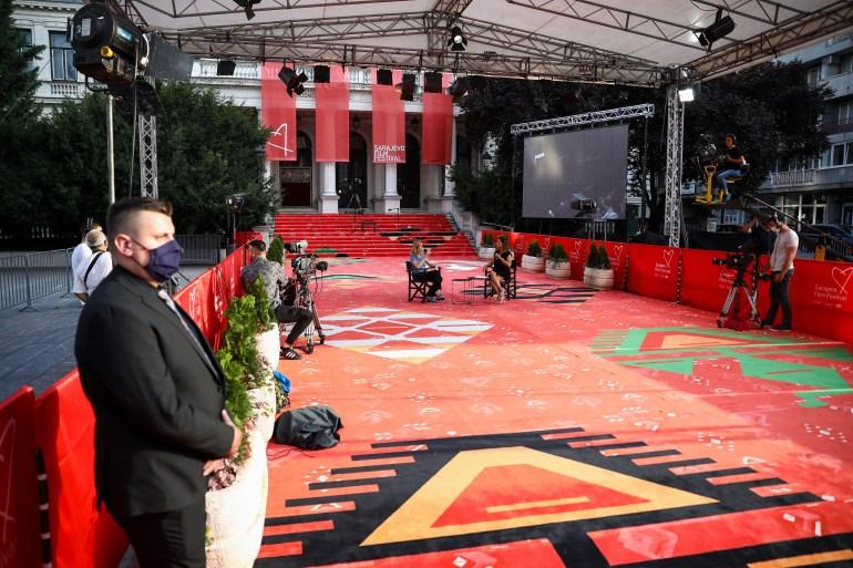 Sarajevo Film Festival bit će održan od 13. do 20. augusta (Armin Durgut / PIXSELL)