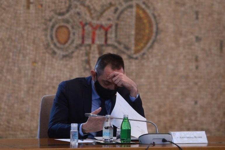 Ideju 'srpskog sveta' najglasnije propovijeda ministar policije Srbije Aleksandar Vulin, piše autor (Milos Tesic/ATAImages/PIXSELL)