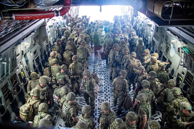 Britanske specijalne snage dolaze kako bi osigurale evakuaciju iz Kabula